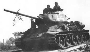 Средний танк Т-34/85